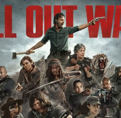 The Walking Dead saison 8: la bande-annonce de mi-saison