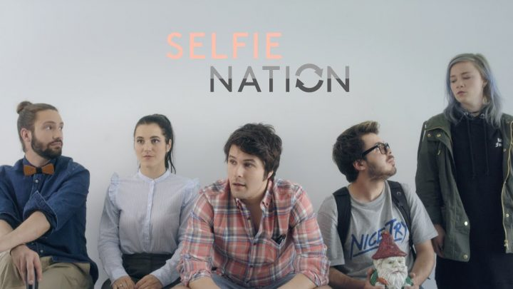 Selfie Nation studio sam