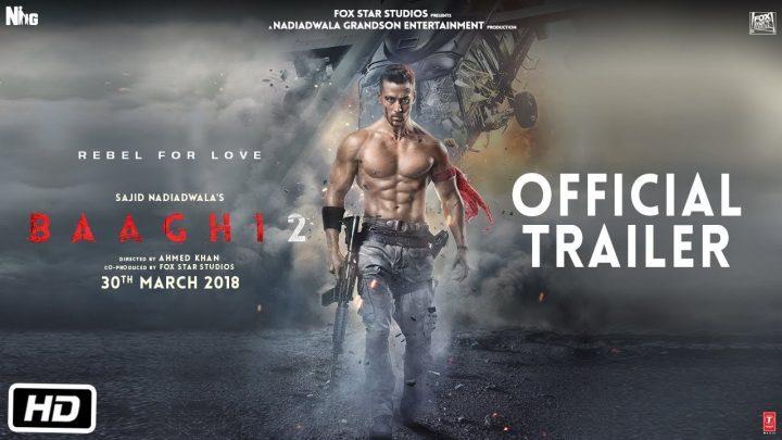 Baaghi 2: le film Bollywood d'Ahmed Khan en bande-annonce