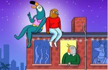 Tuca & Bertie: un nouvelle série animée avec Tiffany Haddish sur Netflix
