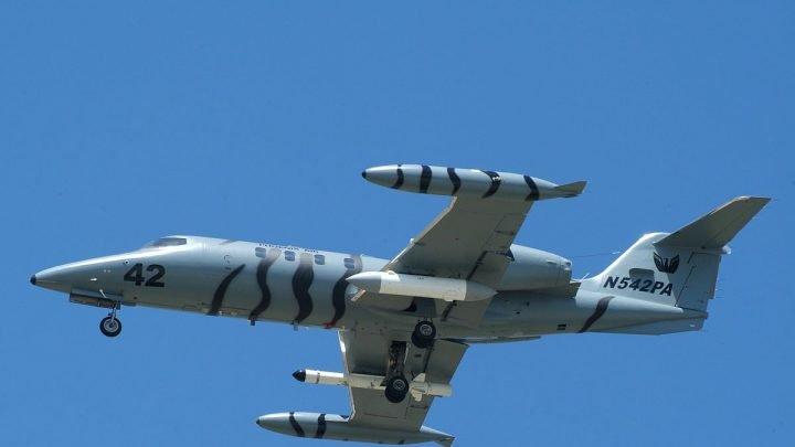 Les pilotes rapportent une rencontre avec un OVNI au dessus de l'Arizona