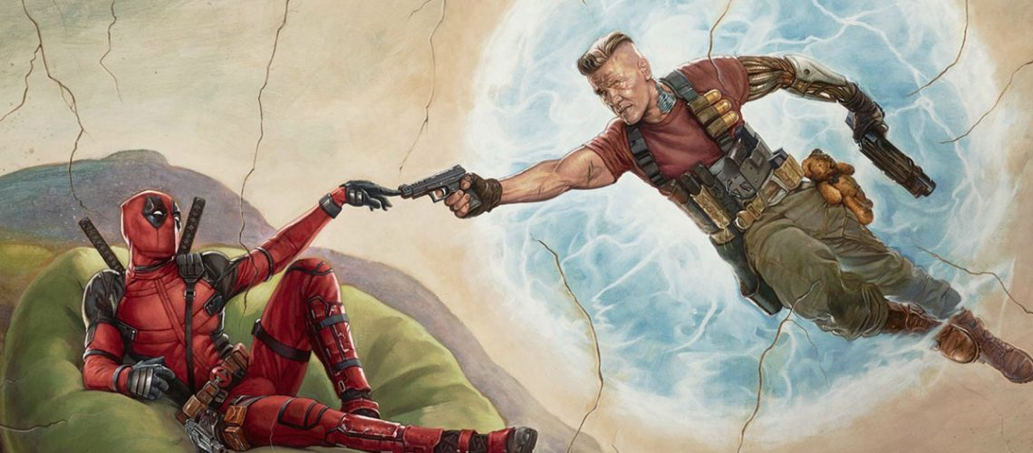 Deadpool 2: la bande-annonce officielle enfin dévoilée
