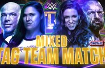 Ronda Rousey va se battre à WrestleMania 34