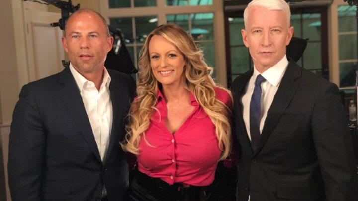 60 Minutes: l'entrevue avec Stormy Daniels sur Trump, c'est ce soir!