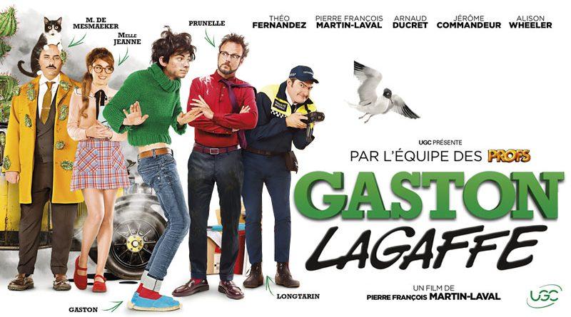 Gaston Lagaffe: la bande-annonce du film live