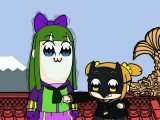 Pop Team Epic: une collaboration avec Batman Ninja