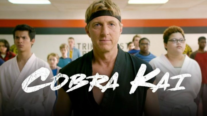 Cobra Kai: The Karate Kid est de retour en série sur Youtube Red