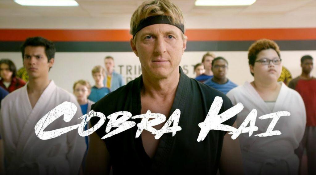 Cobra Kai: The Karate Kid est de retour en série sur Youtube Red