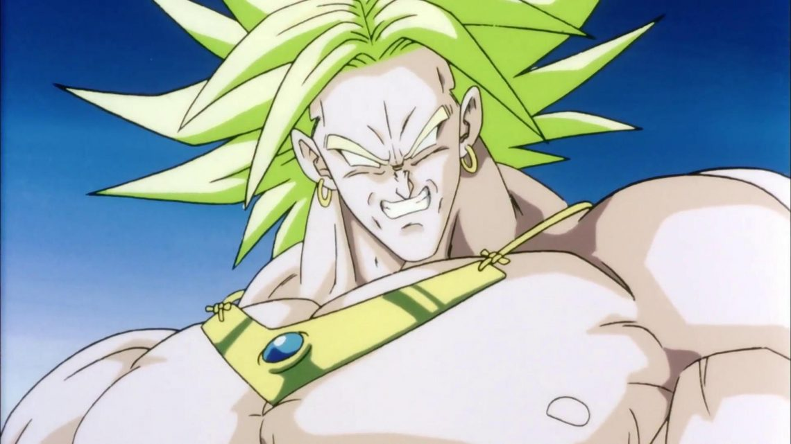 Dragon Ball FighterZ: Découvrez Broly en plein combat