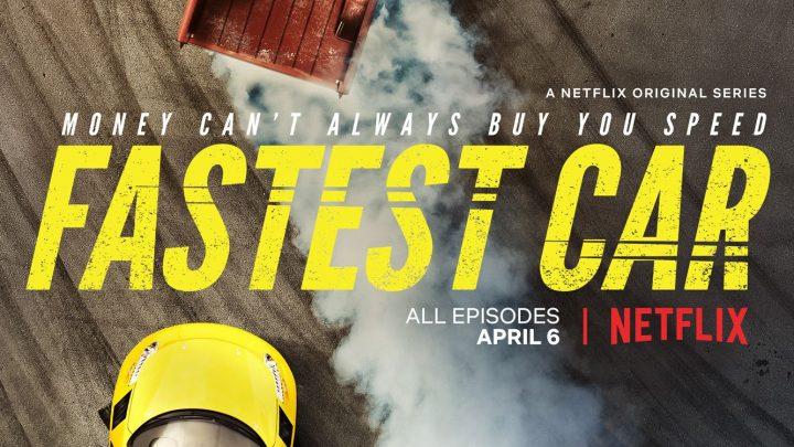 Fastest Car: des bazous qui humilient des supercars sur Netflix
