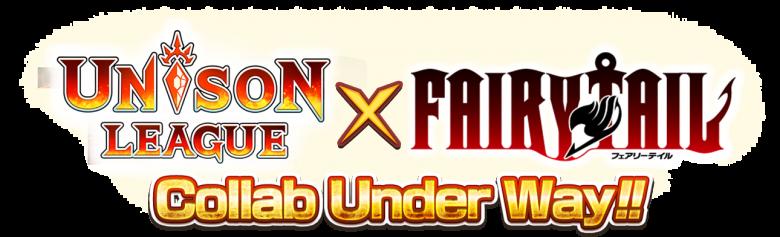 Unison League x FAIRY TAIL