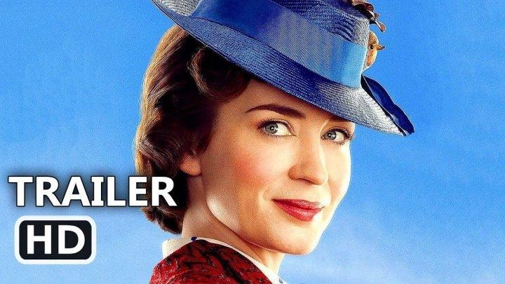 Mary Poppins Returns: une première bande-annonce avec Emily Blunt