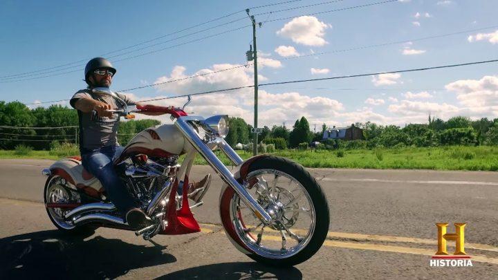 Chopper Québec: l'univers fascinant des motos sur mesure sur Historia