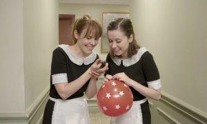 OH MY LORD! : royauté, glamour et ménage débarquent à vrak.tv