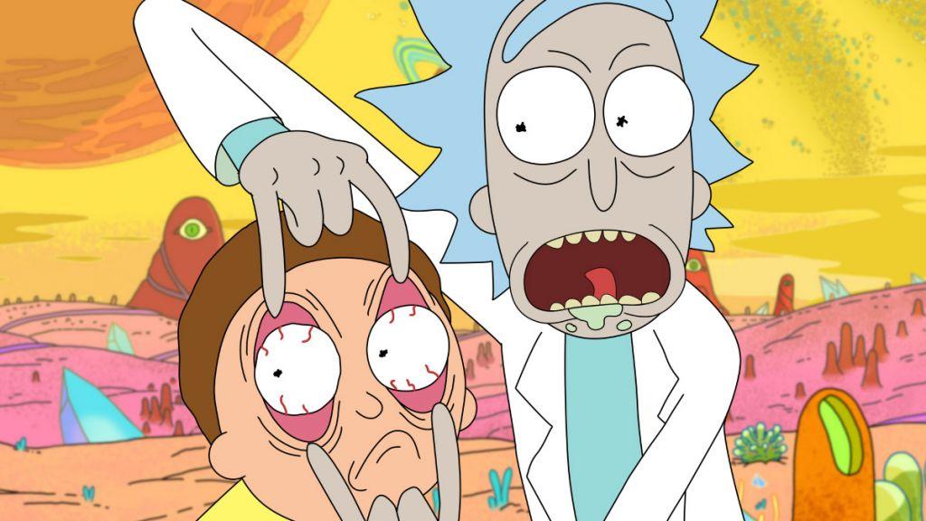 Rick et Morty enfin doublé au Québec pour Télétoon la nuit!