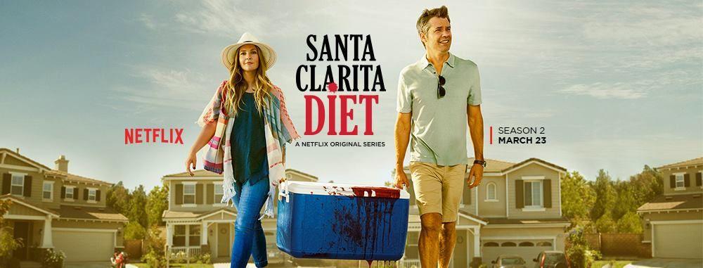 Santa Clarita Diet saison 2: un date et une bande-annonce