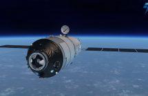 La station spatiale chinoise Tiangong-1 va s'écraser sur Terre