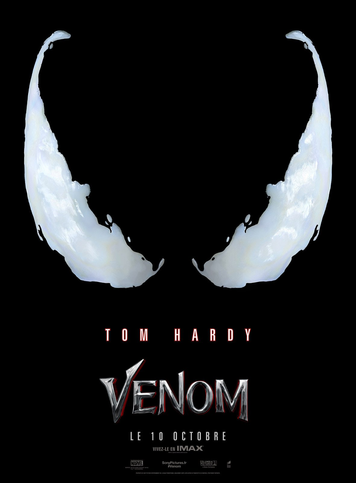 Venom: fuite de la bande-annonce du CinemaCon