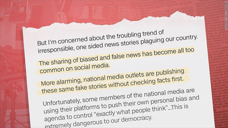 Sinclair : leurs présentateurs de nouvelles forcés de lire le même script