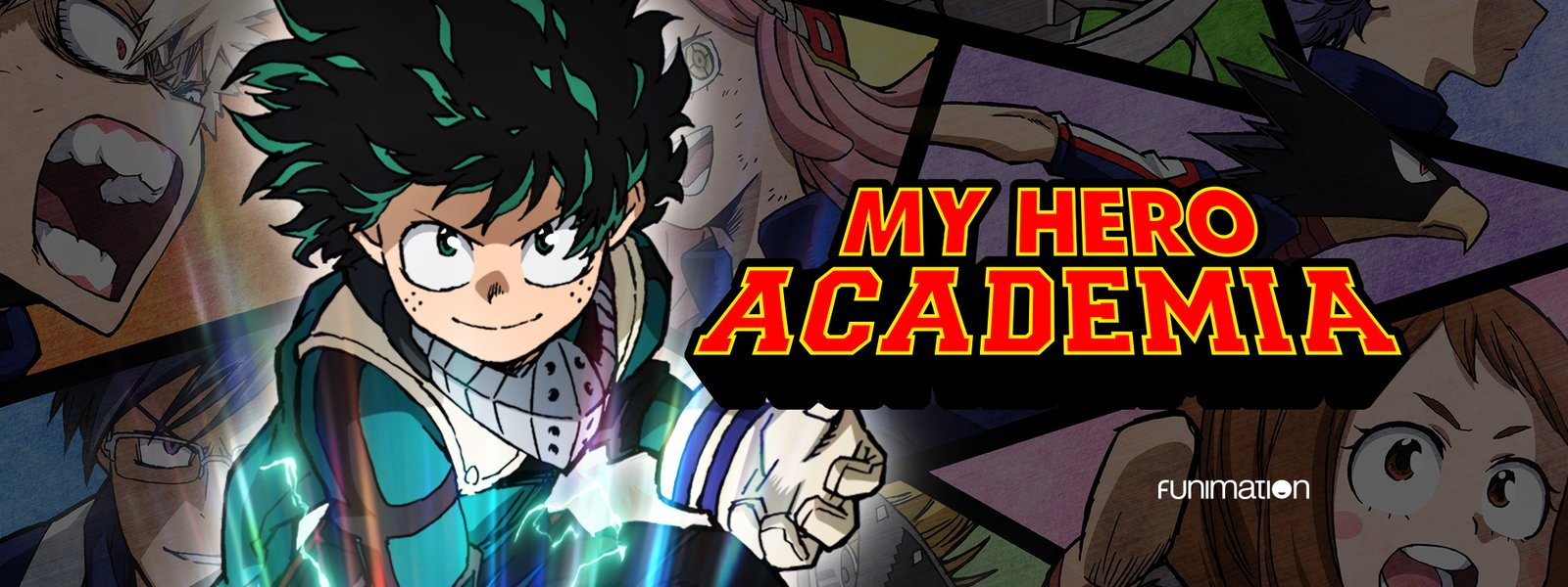 My Hero Academia saison 3 revient sur ADN