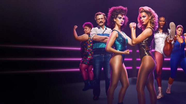 GLOW saison 2: Netflix annonce la date de retour des lutteuses