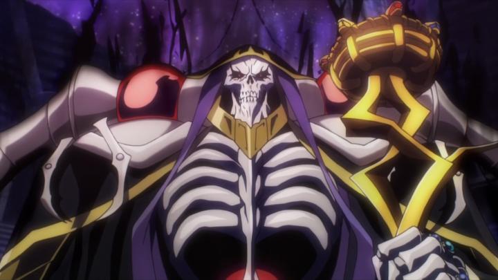 Overlord saison 3 : Momonga sera de retour dès juillet 2018 !