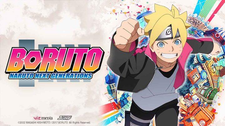 Boruto: Naruto Next Generations: l'épisode 55 change de case horaire