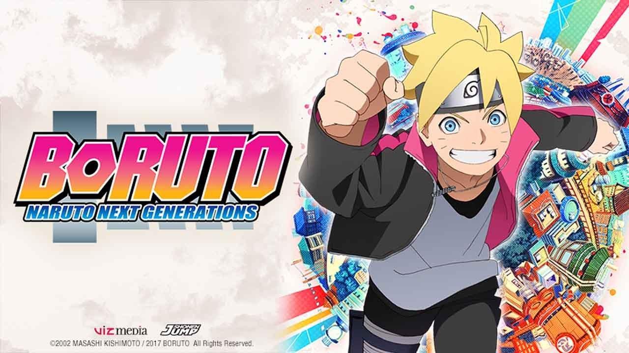 anime naruto boruto next generation: Boruto: Naruto Next Generations: L'épisode 55 Change De