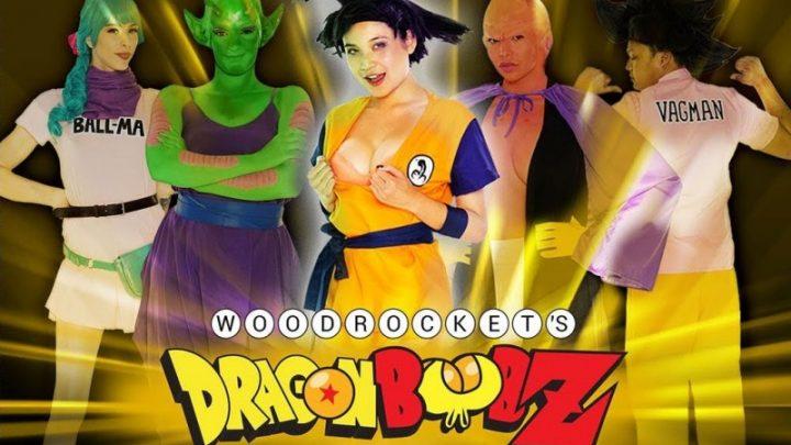 Dragon Boob Z: l'inévitable parodie porno de Dragon Ball Z