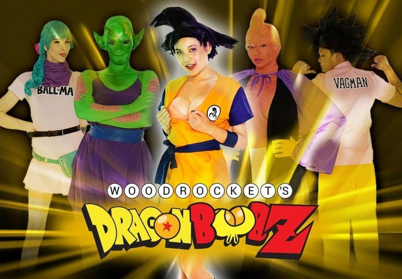 Dragon Boob Z: l'inévitable parodie porno de Dragon Ball Z