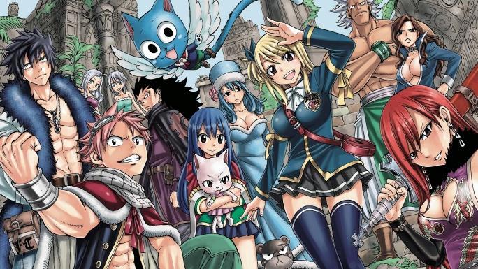 Fairy Tail saison 8 : l'ultime saison est pour cet automne !