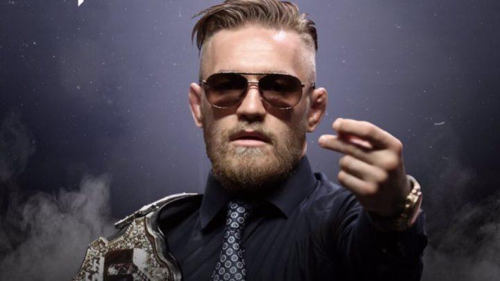 La UFC dévoile des images inédites de Conor McGregor fou de rage