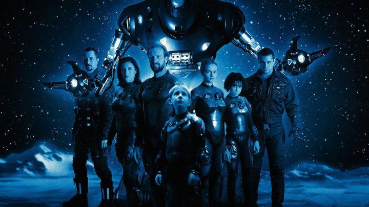 Perdus dans l'espace: Lost in space maintenant disponible sur Netflix
