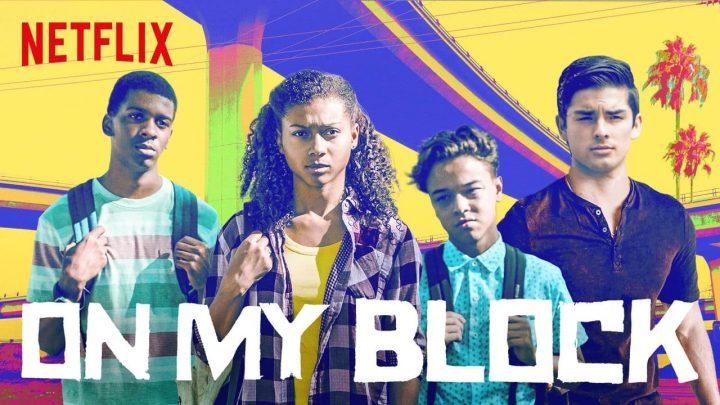 Dans mon secteur: Netflix renouvelle la série On My Block pour une saison 2