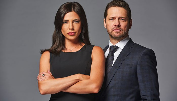 Private Eyes saison 2
