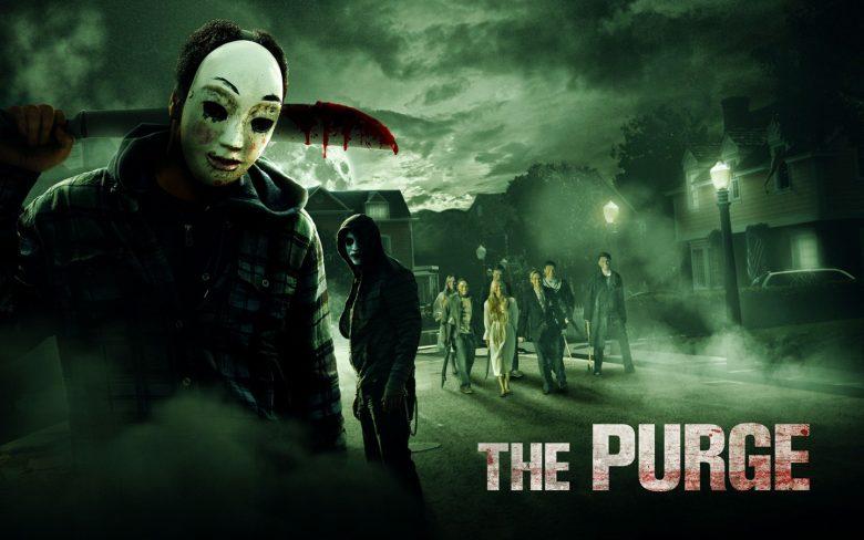 série The Purge
