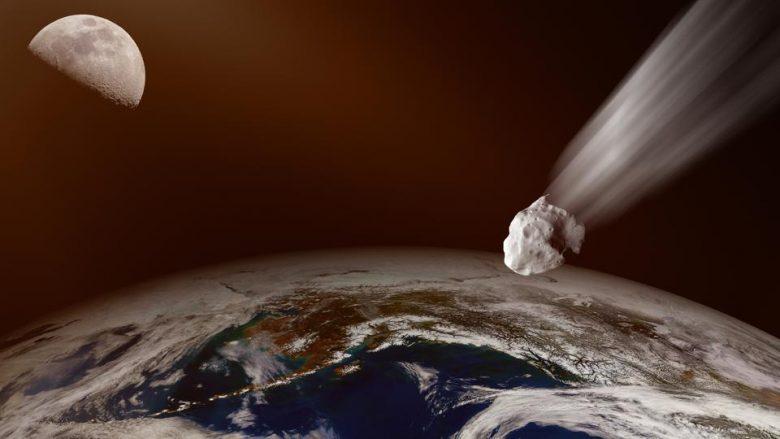 2018 GE3 :  Un astéroïde gros comme Tunguska a failli frapper la Terre