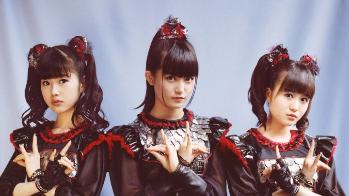 Apocrypha: The Legend of BABYMETAL: GMB Chomichuk va illustrer le roman graphique