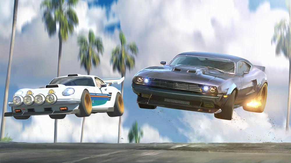 Série animée Fast & Furious