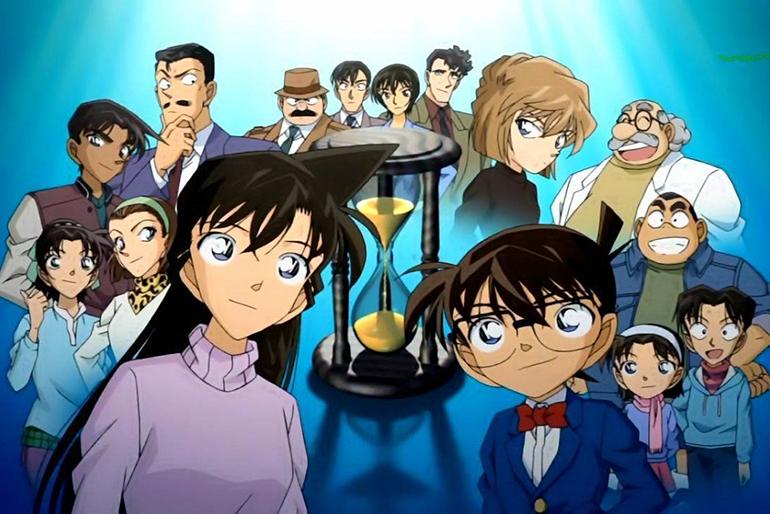 Detective Conan: un nouveau film animé pour Case Closed