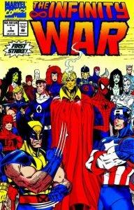 Avengers : La guerre de l'Infini: son nom est Thanos