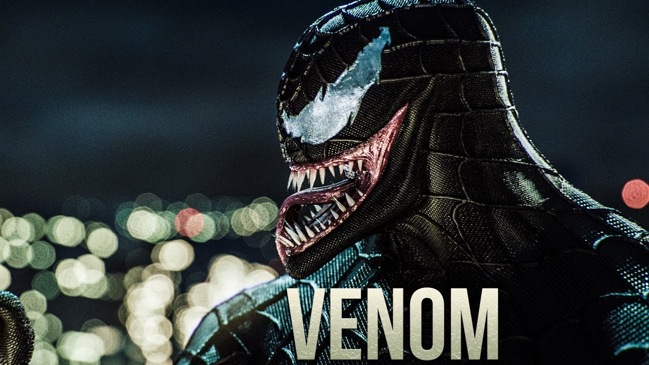 venom fuite de la bande annonce du cinemacon. Black Bedroom Furniture Sets. Home Design Ideas