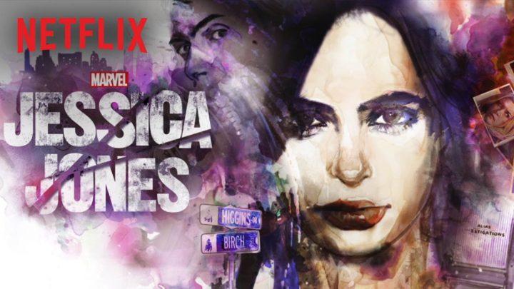 Une saison 3 pour Marvel's Jessica Jones sur Netflix