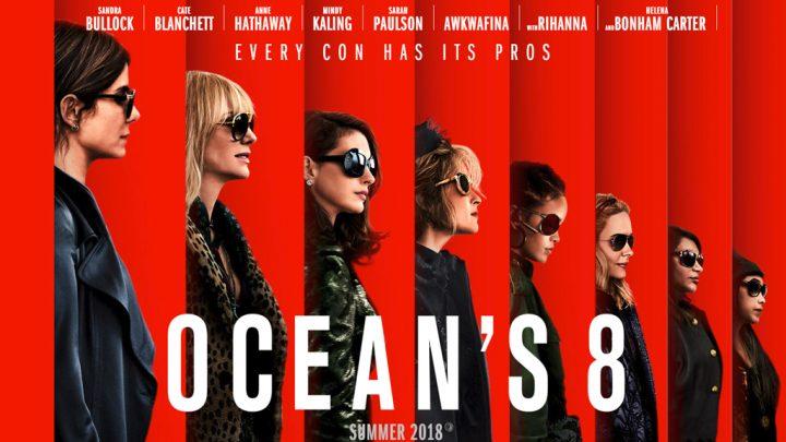 Ocean's 8: un nouveau trailer sexy et plein d'action au féminin