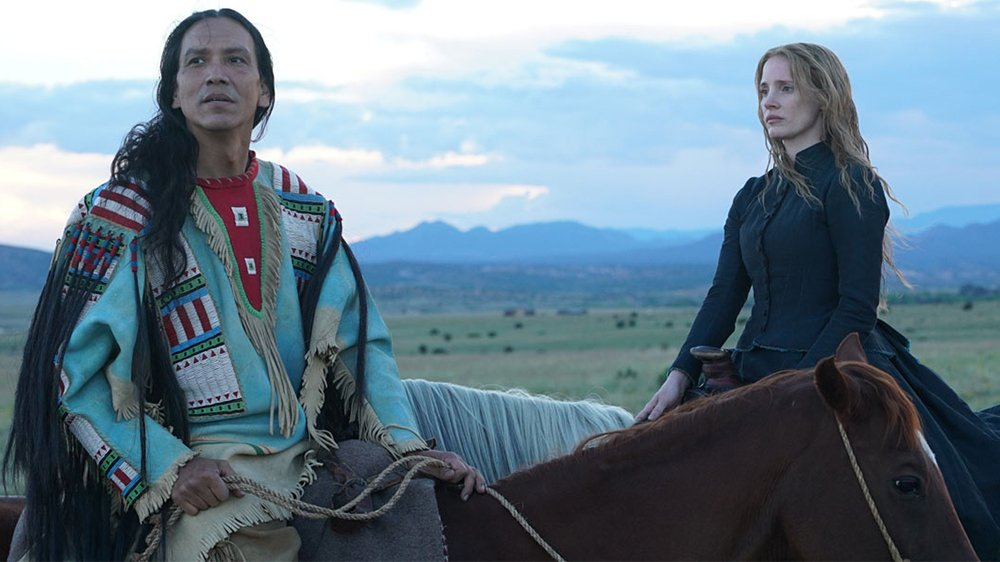 Woman Walks Ahead: le trailer du Western féminin de Jessica Chastain