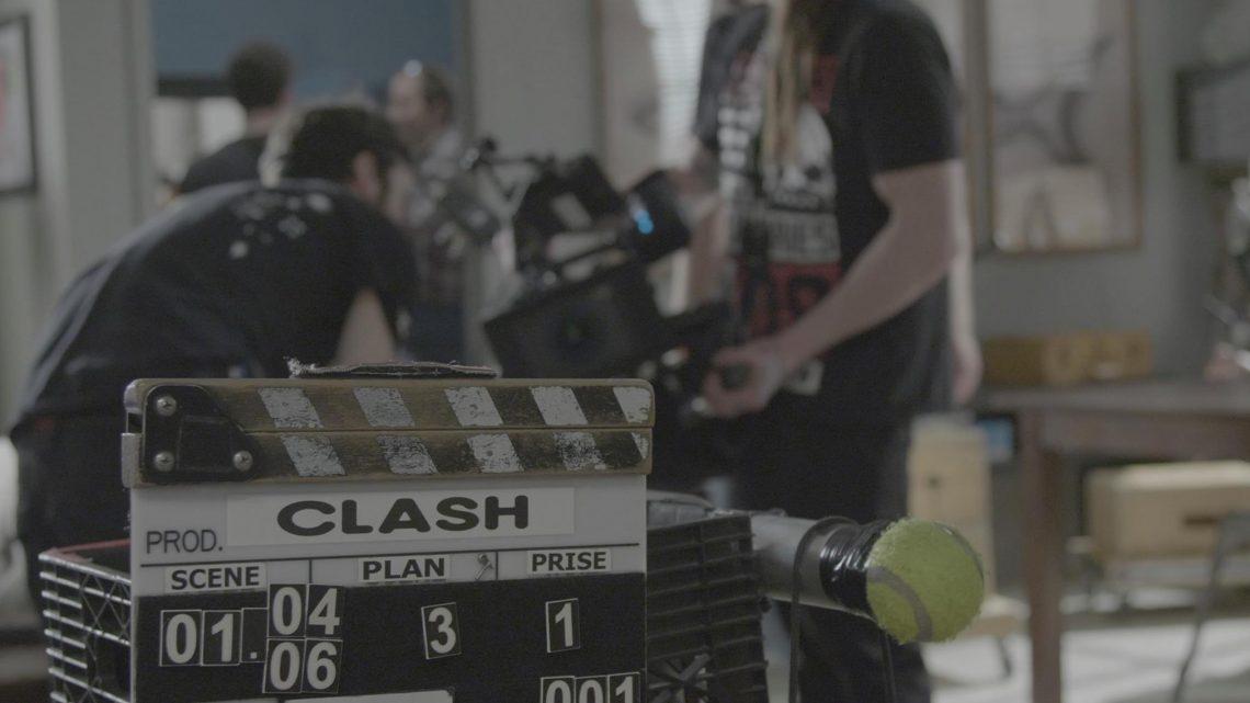 CLASH: VRAK dévoile la distribution de sa nouvelle série