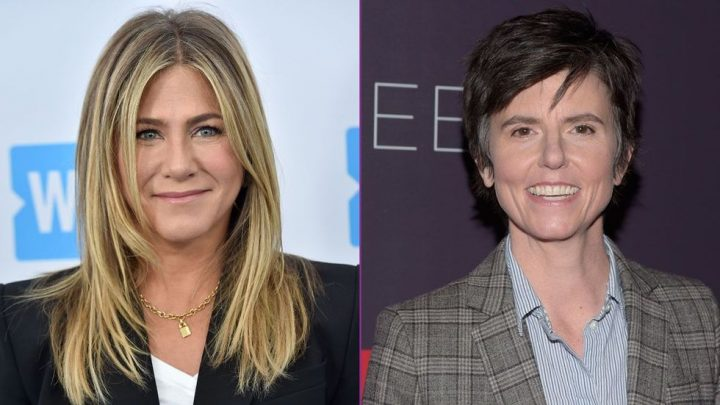 Jennifer Aniston et Tig Notaro