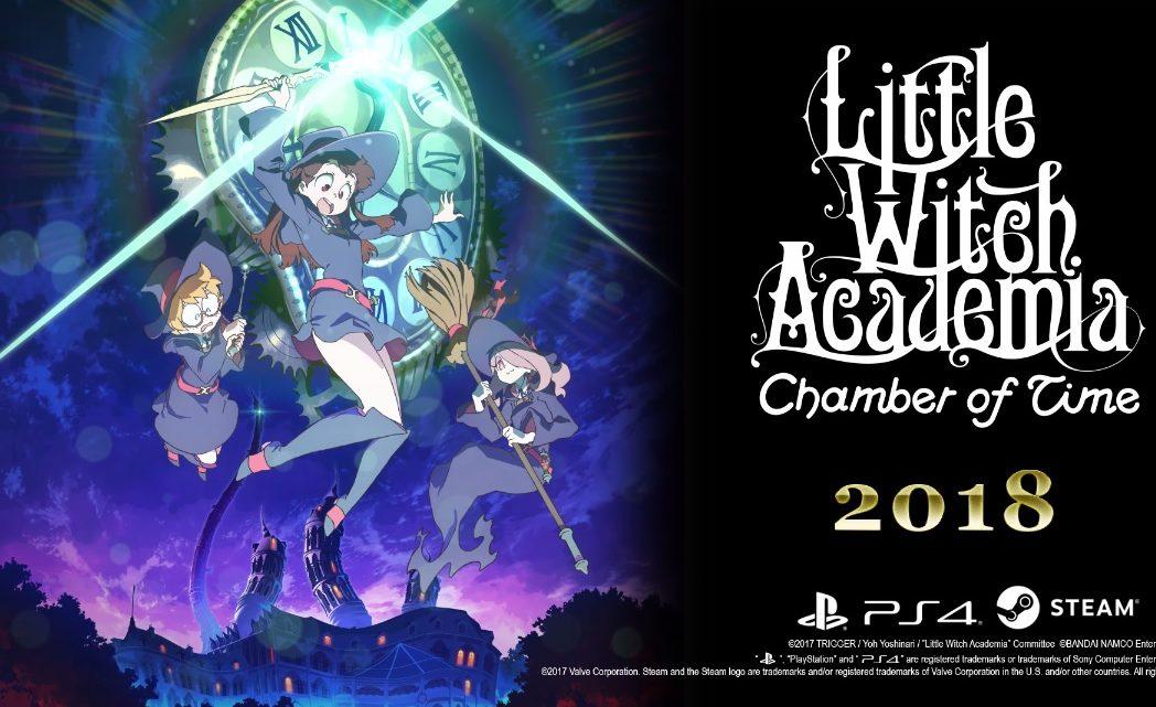 Little Witch Academia: Chamber of Time: Nouvelles vidéos pour le jeu