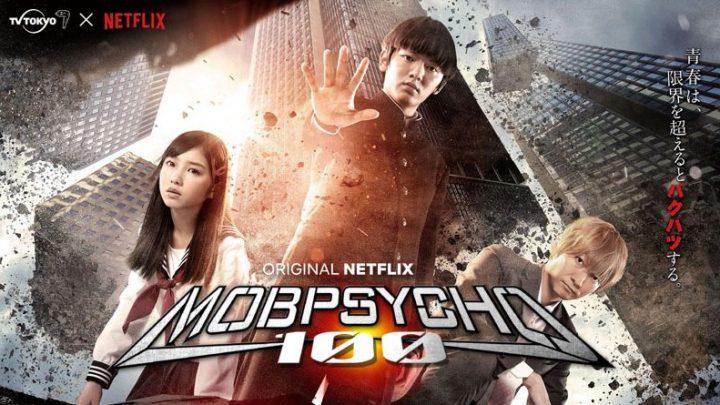 Mob Psycho 100: la série live rejoint le catalogue de Netflix