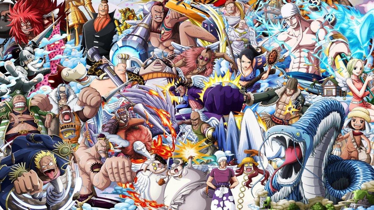 One Piece Episode of Skypiea: l'animé daté au Japon